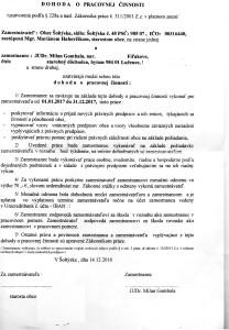 dohoda o pracovnej činnosti-1